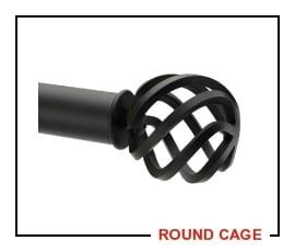 Round Cage